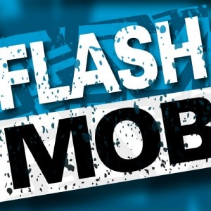 O-que-significa-Flash-Mob