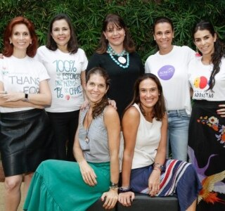 Criadoras do It Brands promovem venda beneficente na Casa Charlô