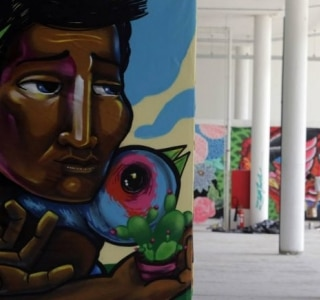 Bienal do grafite tentará captar R$ 800 mil