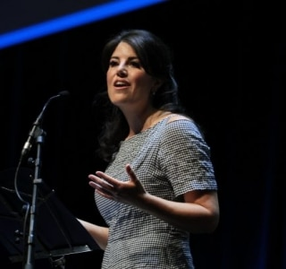 Monica Lewinsky entra na onda do #MeToo