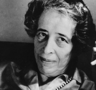 Podcast Hannah Arendt