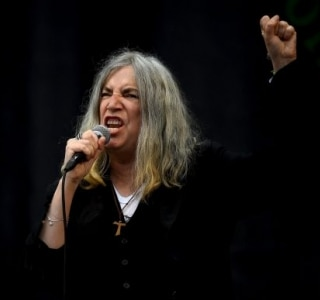 Patti Smith, 70 anos
