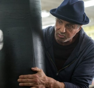 Stallone e o momento mais comovente do cinema em 2016