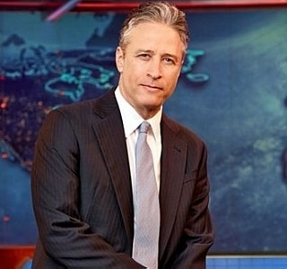 Jon Stewart despede-se do 'The Daily Show'