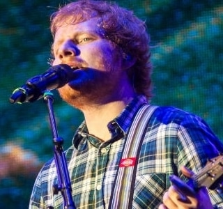 Música de Ed Sheeran bate recorde de streaming