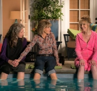 Netflix renova 'Grace and Frankie' para quarta temporada com Lisa Kudrow no elenco