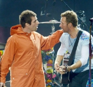 "Liam Gallagher se desculpa por ter sido um ""babaca"" com o Coldplay"
