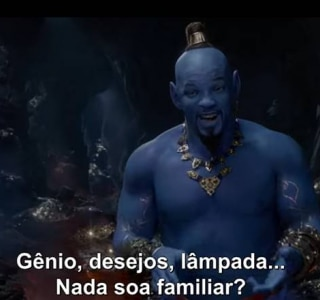 'Aladdin': novo trailer mostra Will Smith como o Gênio