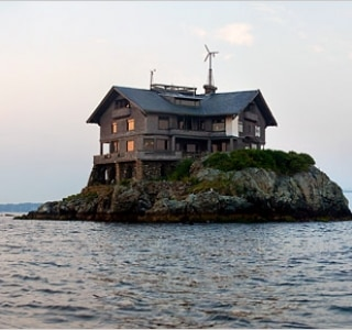 "Casa ""on the rocks"""