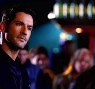 William Shatner, o eterno capitão Kirk, parabeniza Tom Ellis pela retomada de 'Lucifer'