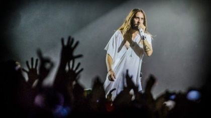 Jared Leto confirma 30 Seconds to Mars no Rock in Rio 2017