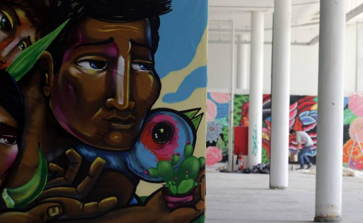 3ª BIENAL DO GRAFFITI, NO PARQUE DO IBIRAPUERA