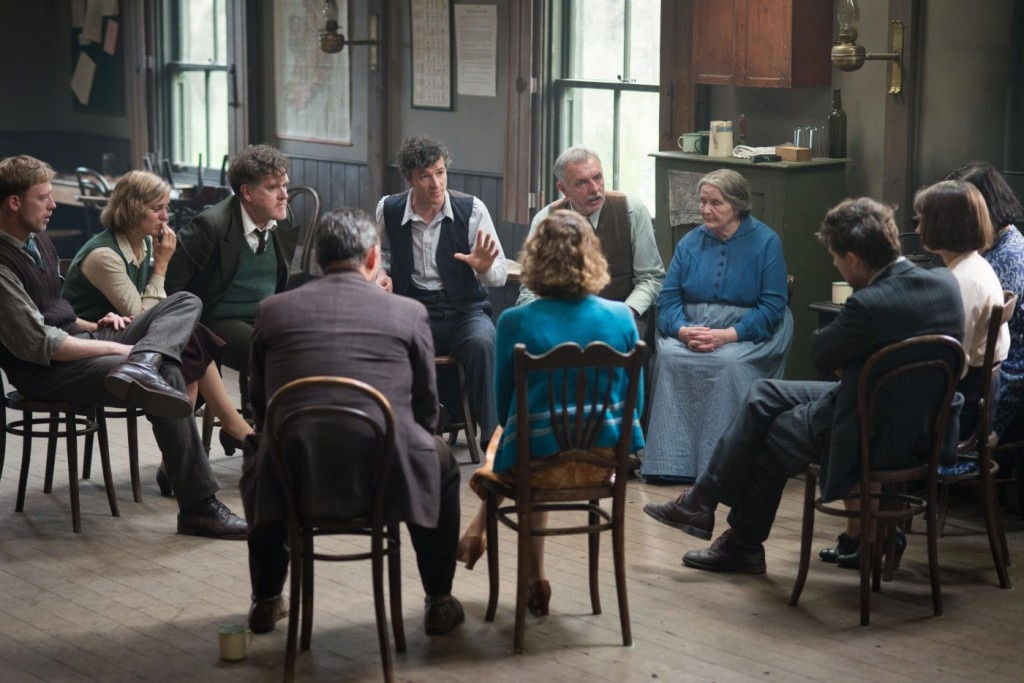 Jimmy's Hall filme Ken Loach