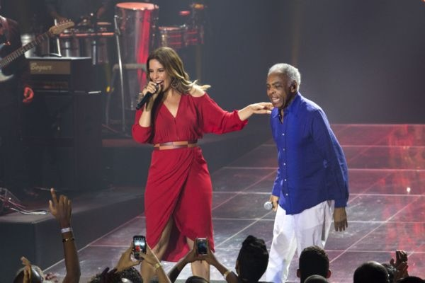 Gilberto Gil Ivete Sangalo Allianz