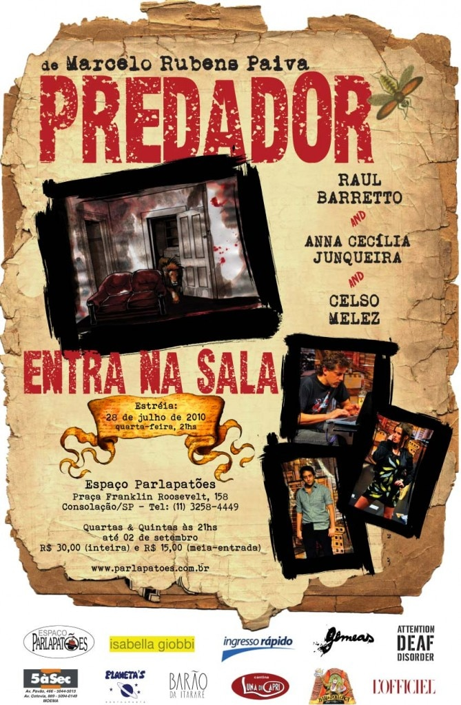 Predador Flyer virtual