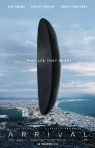 a Arrival poster