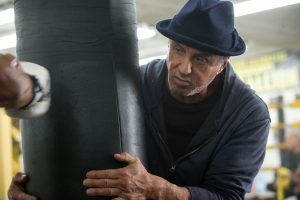 Sylvester Stallone as Rocky Balboa in CREED. ©Warner Bros. Entertainment/MGM Pictures. CR: Barry Wetcher.