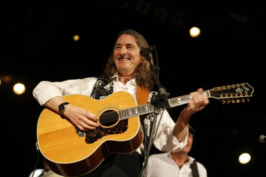 Supertramp co-founder Roger Hodgson performs during the 10th Mawazine World Rhythms international music festival in Rabat May 22, 2011. REUTERS/Youssef Boudlal (MOROCCO - Tags: ENTERTAINMENT)