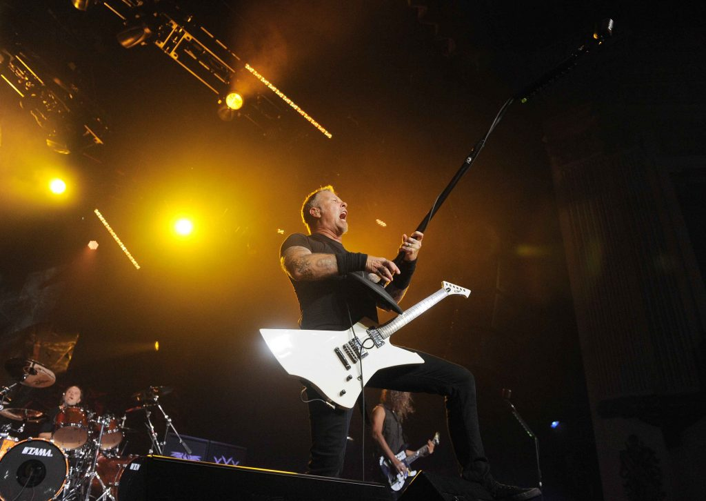 Metallica (Foto: Chris Pizzello/AP)
