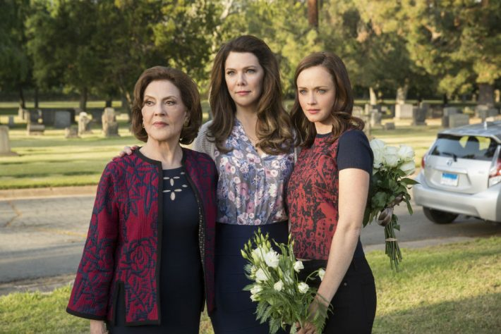 16 Gilmore Girls A Year In The Life