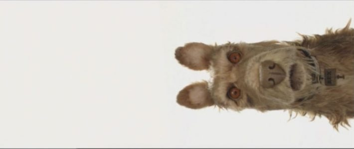 Personagem de 'Isle of Dogs'