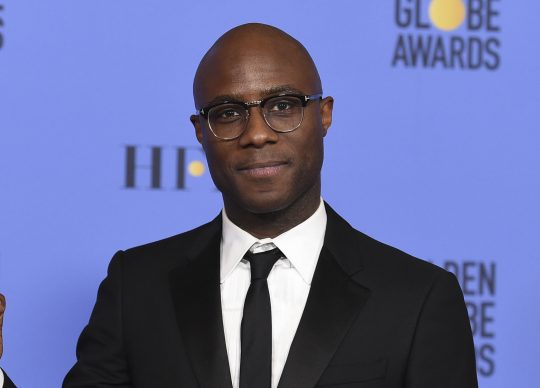 FILE - This Jan. 8, 2017 file photo shows Barry Jenkins, director of
