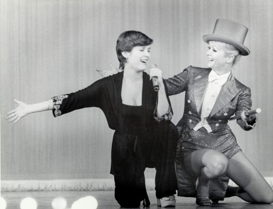Cena de 'Bright Lights: Starring Carrie Fisher and Debbie Reynolds'