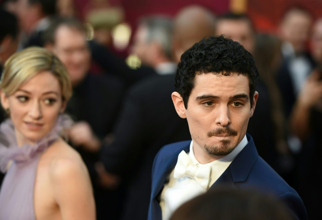 Damien Chazelle (Crédito: Robyn Beck/AFP)