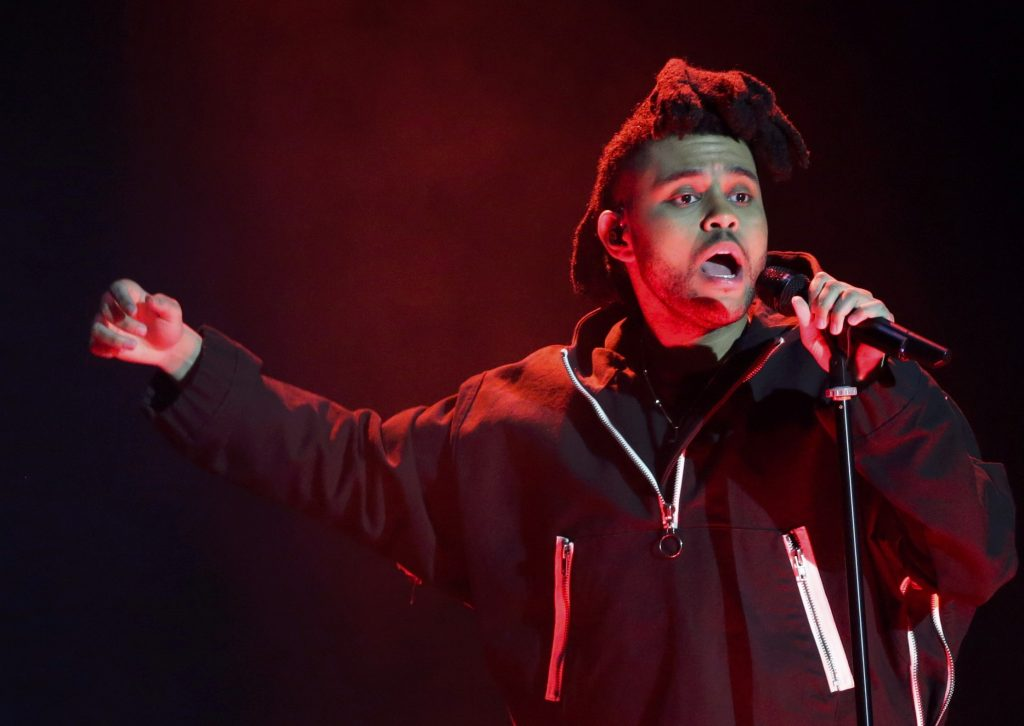 The Weeknd (Crédito: REUTERS/Markus Schreiber)
