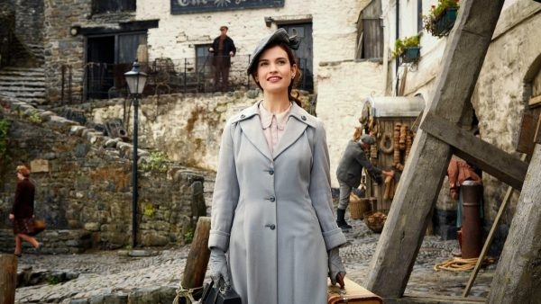 Lily James interpreta a escritora Juliet Ashton (foto: Netflix)