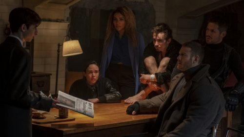 Cena de 'The Umbrella Academy' (foto: Netflix)