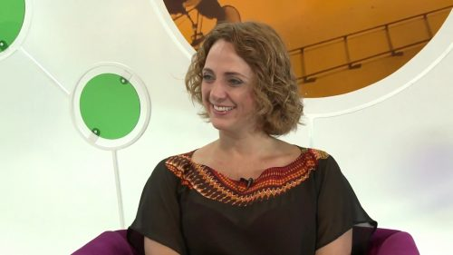 Leticia Isnard participa do 'Sem Censura' (foto TV Brasil)