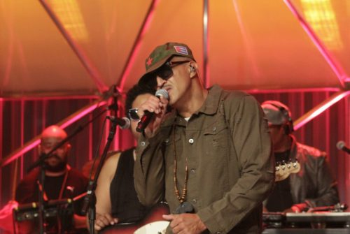 Mano Brown participa do 'Manos e Minas'' (foto Ale Saji)