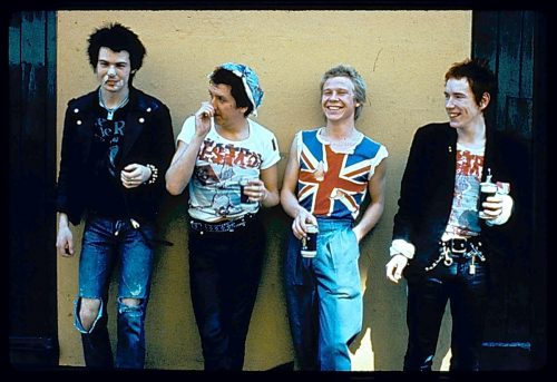 O grupo Sex Pistols (foto Shout! Factory/Reuters)