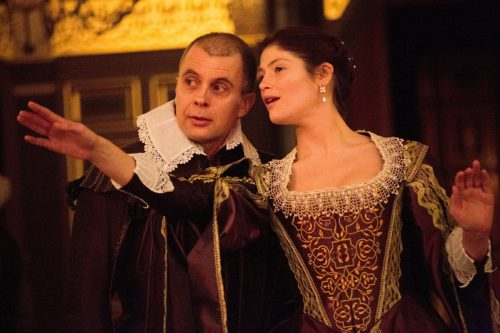 'A Duquesa de Malfi do Shakespeare's Globe Theatre (foto Film&Arts)