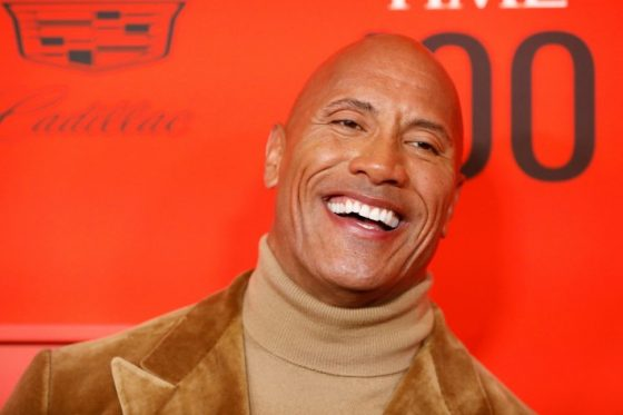 O ator Dwayne Johnson (foto Andrew Kelly/ Reuters)