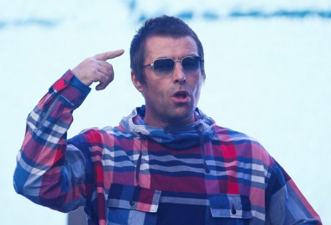 Liam Gallagher participará do MTV Unplugged (foto Henry Nicholls/ Reuters)
