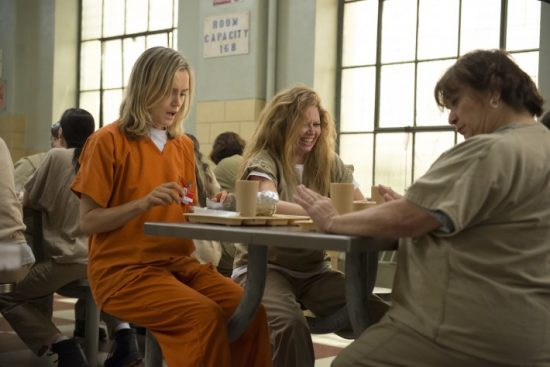 Série 'Orange Is The New Black' (foto Band)