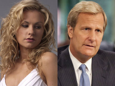 Anna Paquin and Jeff Daniels