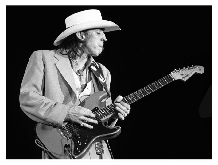 Longa vida a Stevie Ray