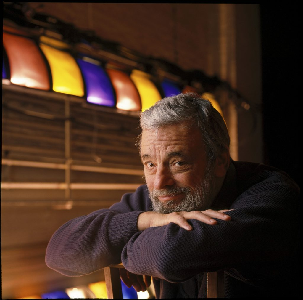 FILE ? Stephen Sondheim, the Broadway composer and lyricist, in New York, March 9, 1994. Sondheim, whose works include ?West Side Story,? ?Sweeney Todd? and ?Into the Woods,? was awarded the 2017 PEN/Allen Foundation Literary Service Award, an accolade more commonly given to novelists. (Fred R. Conrad/The New York Times)